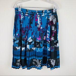 Adrianna Papell Pleated Skirt